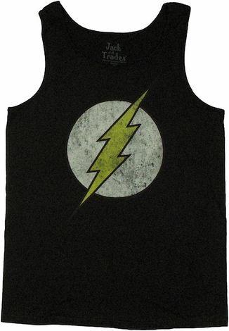 Flash Logo Tank Top