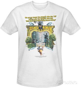 Monty Python - Knights Of Ni (slim fit)