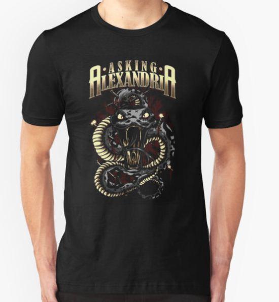 asking alexandria T-Shirt by begundalsajak T-Shirt