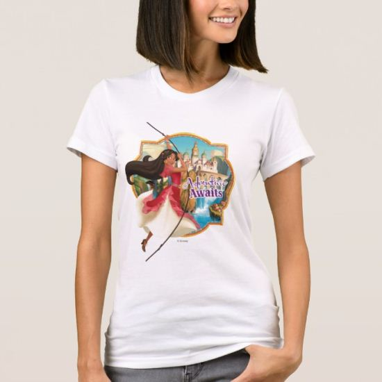 Elena | Adeventure Awaits T-Shirt
