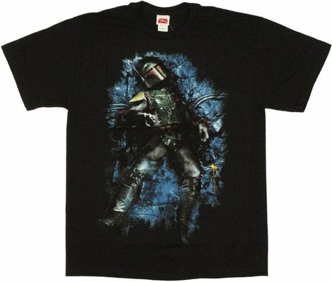 Star Wars Boba Fett T Shirt