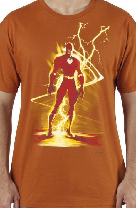 Sheldons Flash Shirt