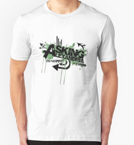 Asking Alexandria T-Shirt by Amj1101 T-Shirt