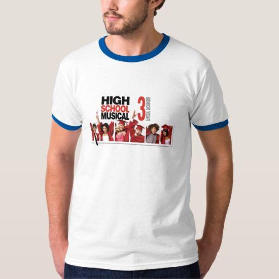 High School Musical 3 Senior Year Disney T-Shirt