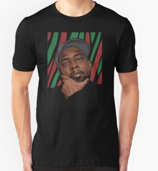 Phife Dawg T-Shirt by baggio T-Shirt