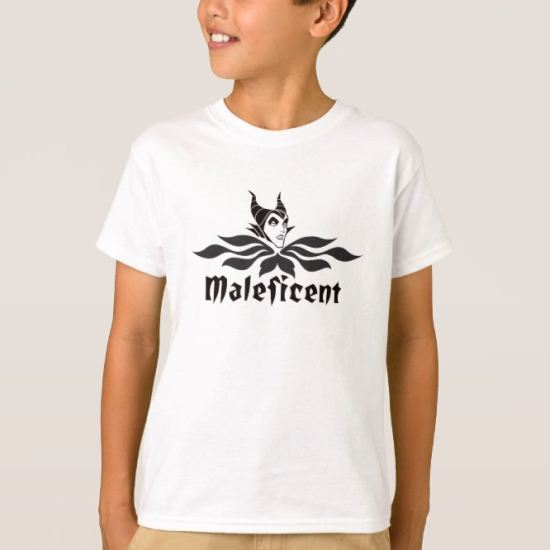 Evil Witch - Maleficent Disney T-Shirt