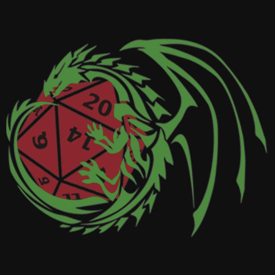 Dungeons and Dragons by Dylan Nonya T-Shirt