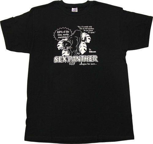 Anchorman Sex Panther T-shirt
