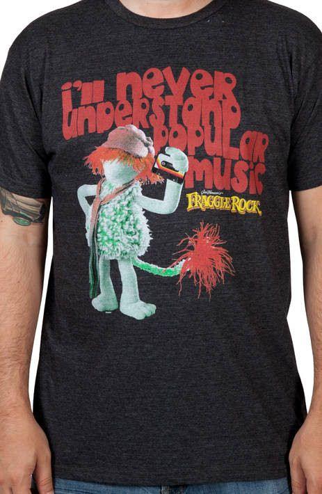 Boober Fraggle Rock Shirt
