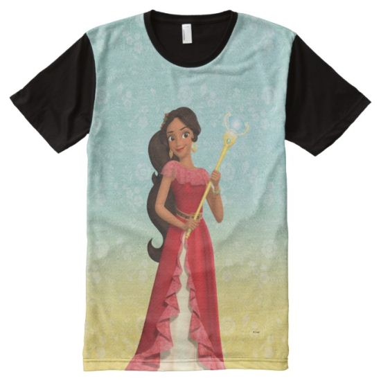 Elena | Magic is Within You All-Over Print T-shirt
