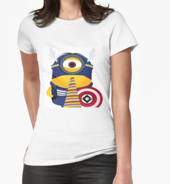 minions T-Shirt by lukman99 T-Shirt