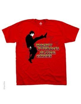 Monty Python Silly Walk Men's T-shirt