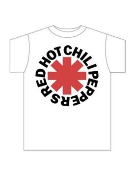 Red Hot Chili Peppers Asterisk Logo Men's T-Shirt