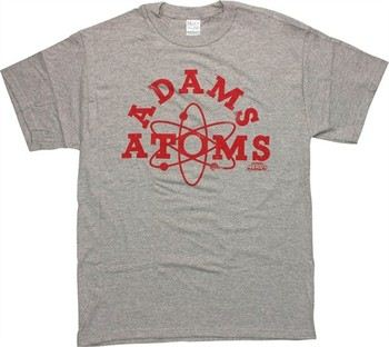Revenge of the Nerds Adams Atoms T-Shirt