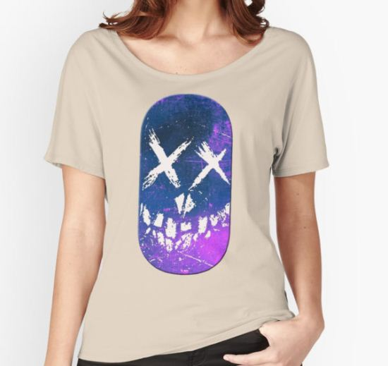 Suicide Squad Women's Relaxed Fit T-Shirt by Exide T-Shirt