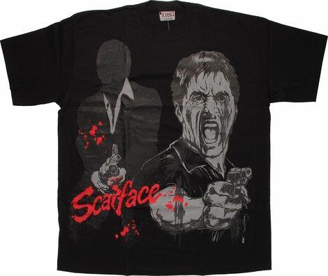 Scarface Yell T-Shirt
