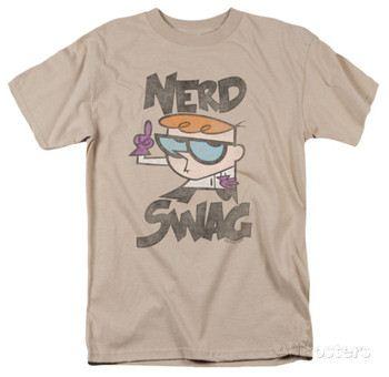 Dexter's Laboratory - Nerd Swag