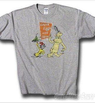 Dr. Seuss Green Eggs & Ham T-Shirt