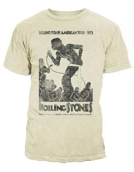 That interfere, vintage rolling stone shirt