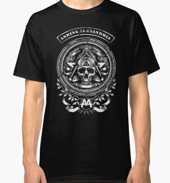 asking alexandria Classic T-Shirt by begundalsajak T-Shirt