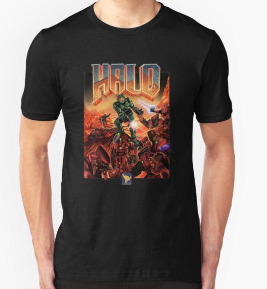 Halo-Doom T-Shirt by Ericlasal T-Shirt