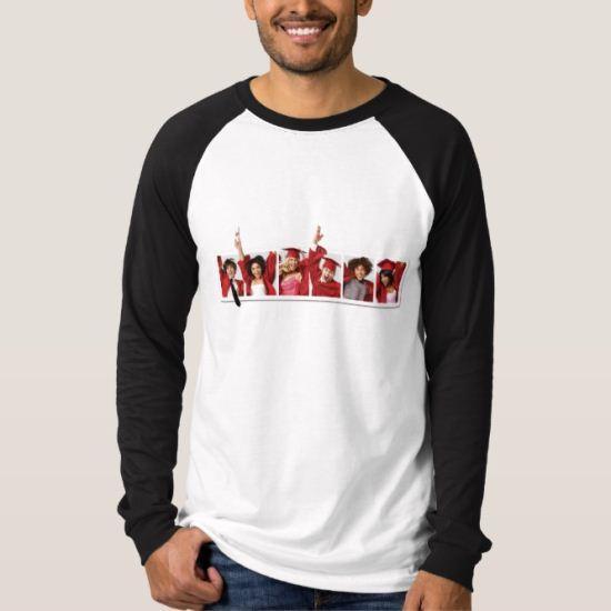 High School Musical 3 Film Roll Disney T-Shirt