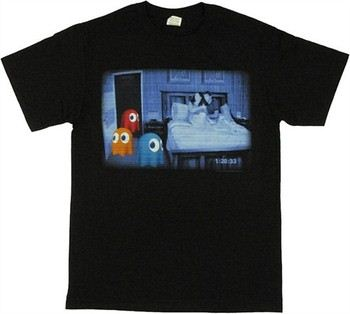 Namco Pac-Man Paranormal Ghosts T-Shirt