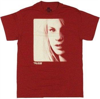 True Blood Sookie Half Face T-Shirt