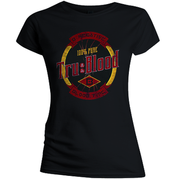 Tru Blood True Blood Womens T-Shirt