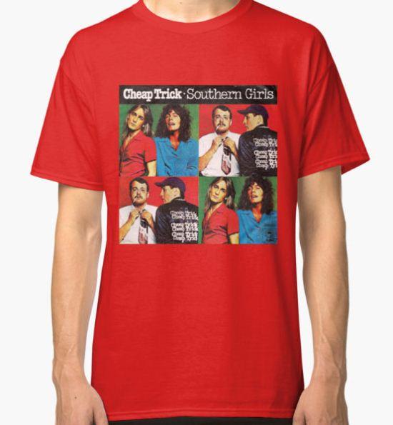 cheap trick Classic T-Shirt by jambrul T-Shirt