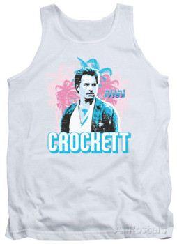 Tank Top: Miami Vice - Crockett