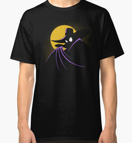 ' The Terror that Flaps in the Night' Classic T-Shirt by GoldenLegend T-Shirt