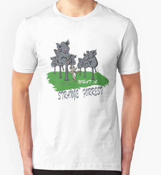 Danger Mouse T-Shirt by hip-hop-art T-Shirt