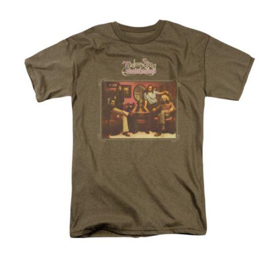 Doobie Brothers Shirt Toulouse  Safari Green T-Shirt