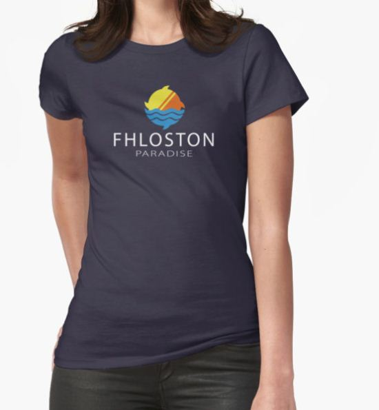 Fhloston Paradise v3 T-Shirt by chazy73 T-Shirt