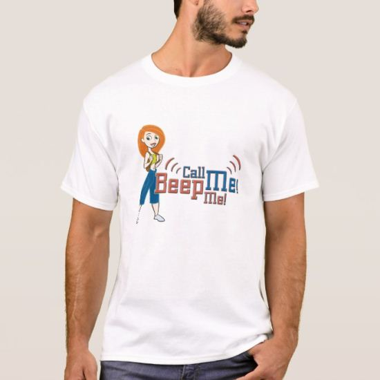 Amy Possible + Rory Stoppable  T-Shirt by GeekyGarments T-Shirt