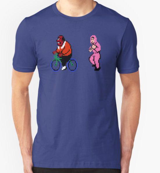 Run Lovers T-Shirt by retrogamerz T-Shirt