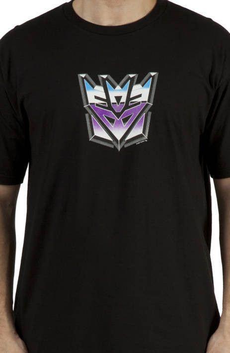 Decepticon Transformers T-Shirt