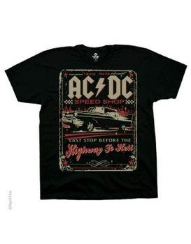 AC/DC Speedshop Men's T-shirt
