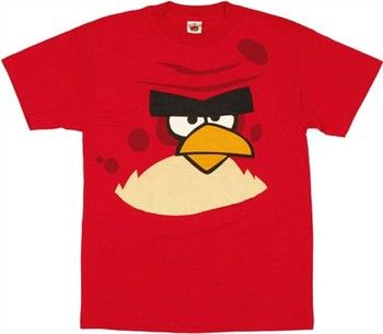 Angry Birds Big Brother T-Shirt