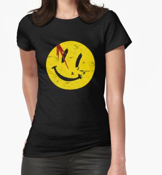 Watchmen Symbol Smile Vintage T-Shirt by Coccomedian T-Shirt