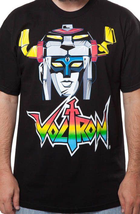 Form The Head Voltron T-Shirt