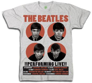The Beatles - Performing Live