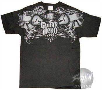 Guitar Hero Shoulders T-Shirt