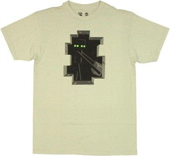 Minecraft Enderman Stare Inside T-Shirt