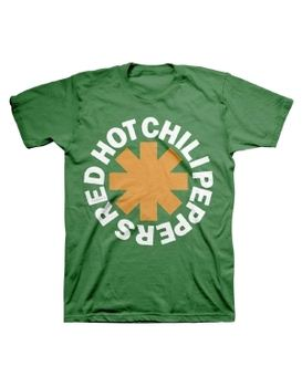 Red Hot Chili Peppers Asterisk Irish Men's T-Shirt