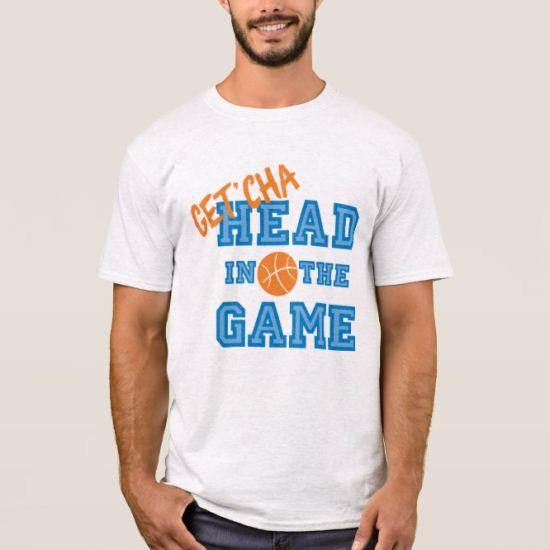 High School Musical Get'cha Head in the Game Logo T-Shirt