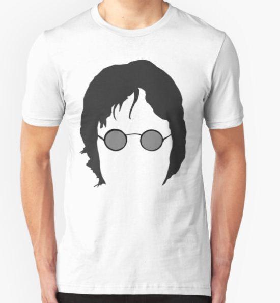 John Lennon The beatles T-Shirt by DrQuarzZz T-Shirt