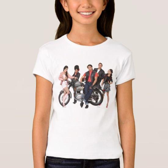 Teen Beach Group Shot 1 T-Shirt