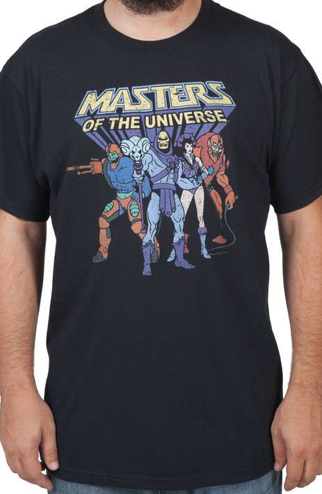 Masters Of The Universe Villains Shirt